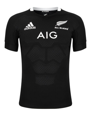 Adult All Blacks Test Home Jersey 19/20