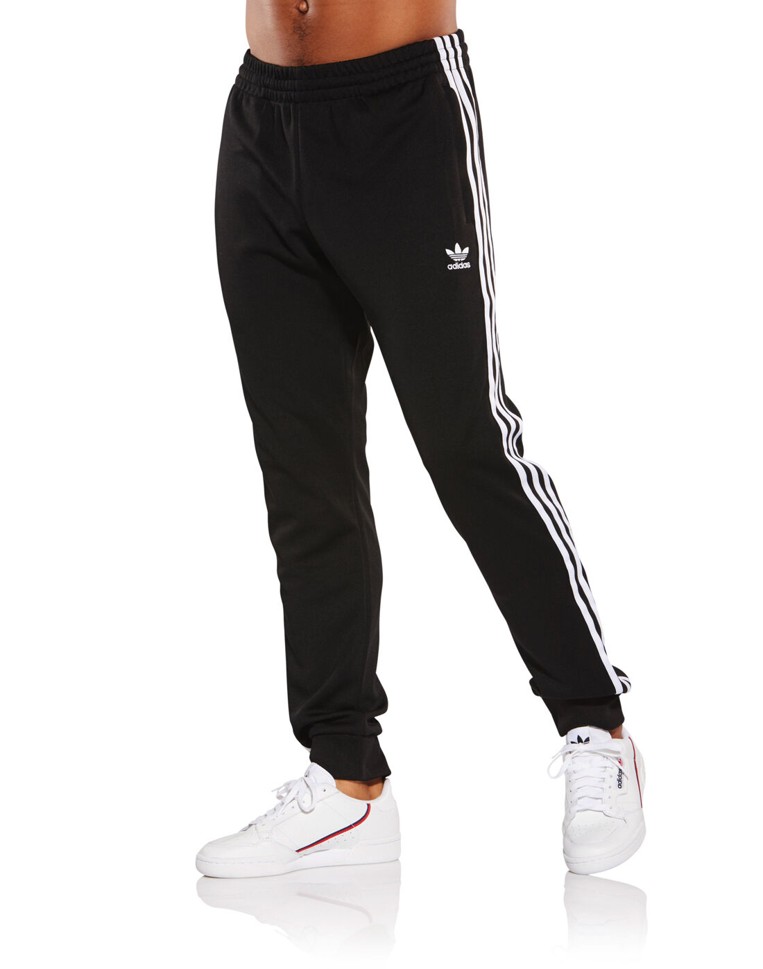 Adidas Originals   Herren Superstar Cuffed Track Pant | Life Style Sports