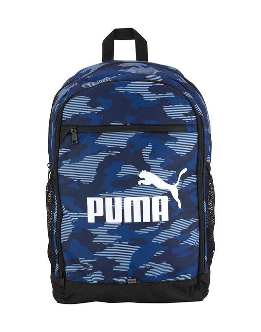 ccc1e2bf65 Blue Puma School Bag