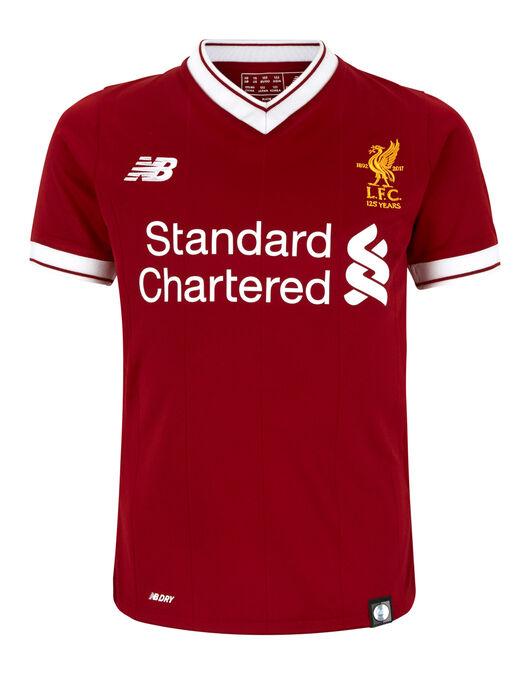 Kids Liverpool 17/18 Home Jersey