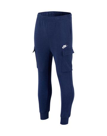 Mens Club Fleece Cargo Pants