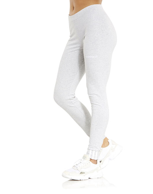 0694a3b35e5 Women's Grey adidas Originals Coeeze Leggings | Life Style Sports