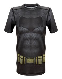 Kids Batman Compression Tee