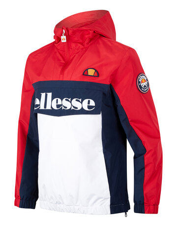 Older Boys Half Zip Jacket