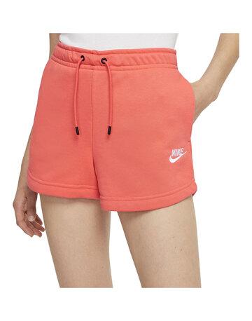 Womens Essential Fleece Shorts