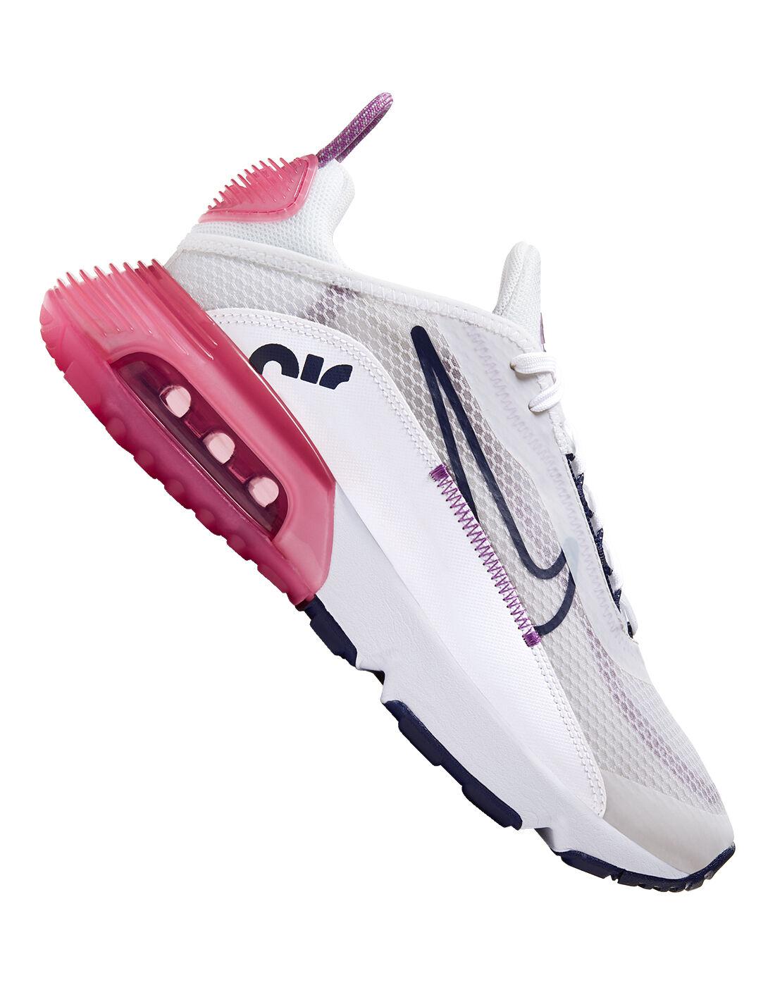Nike Older Girls Air Max 2090 - White