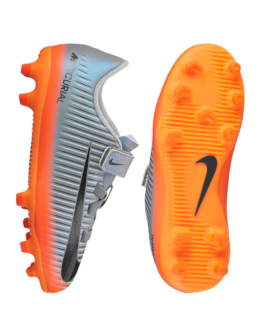 Kids Mercurial CR7 Vortex Firm Ground