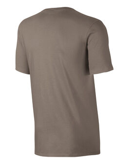 Mens Club Embroidered Tee