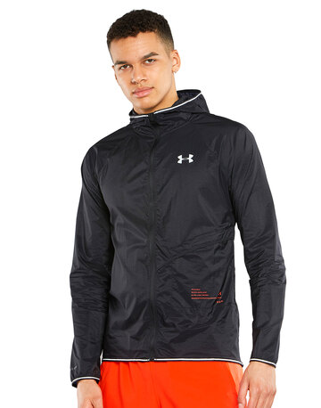 Mens Qualifier Storm Packable Jacket