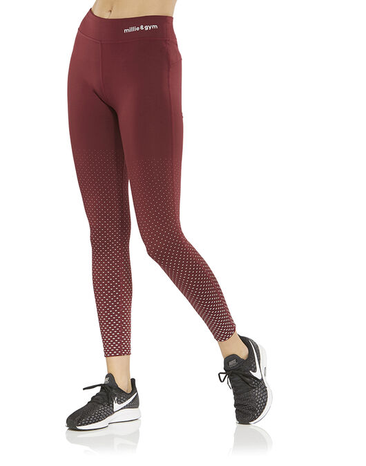 f71adc36e7402 millie & gym Womens Loulou Leggings | Life Style Sports