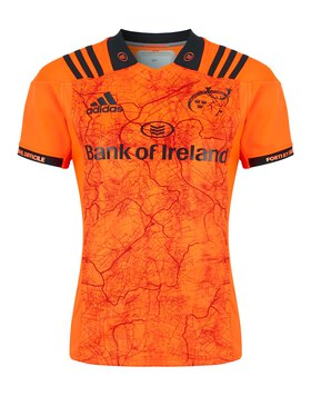 Adult Munster Training Jersey 2017/18