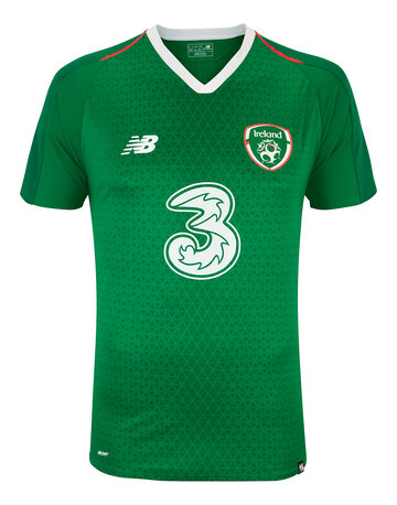 efa53c1f696 Ireland Jersey | Irish Football Shirt | Life Style Sports