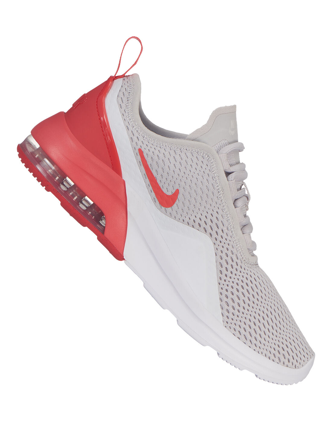 Red & Grey Kid's Air Max Motion 2 | Life Style Sports