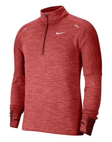 Mens Sphere Winter Element Half Zip Top