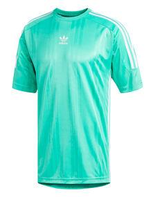 Mens Jacquard 3-Stripe Jersey