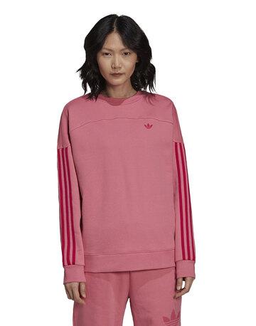 Womens 3 Stripe Sweatshirt