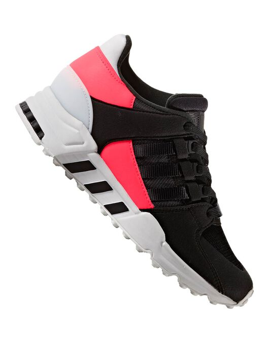 pretty nice 43582 f6a5a adidas Originals Older Boys EQT Support | Black | Life Style ...