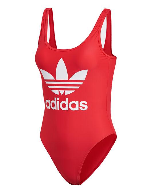 ddcb05abcf adidas Originals. Womens Trefoil Swimsuit
