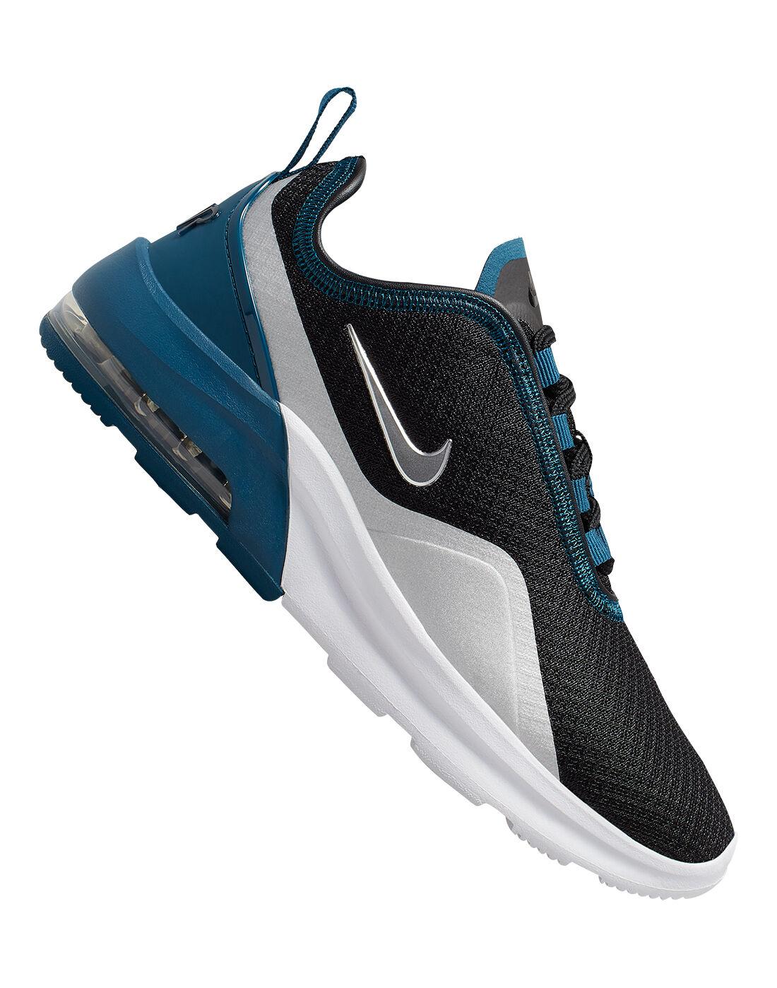 Nike Womens Air Max Motion 2 - Black
