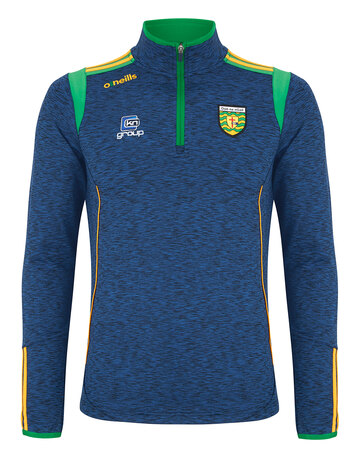 Mens Donegal Solar Half Zip Top