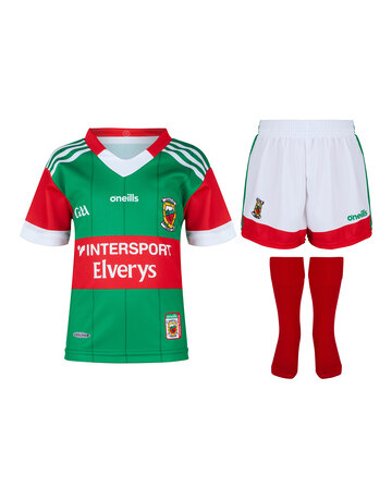 Infants Mayo 20/21 Home Jersey