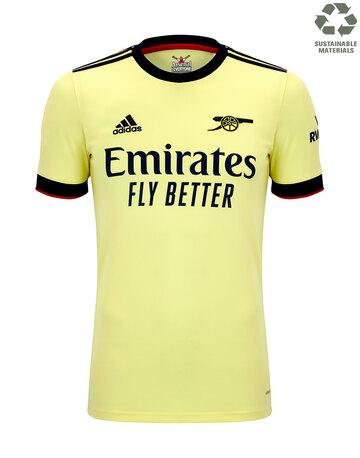 Adult Arsenal 21/22 Away Jersey