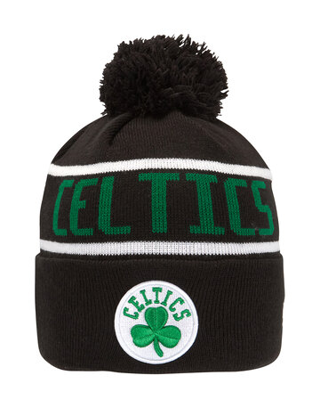 Celtics Bobble Knit