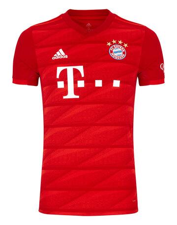 Adult Bayern Munich 19/20 Home Jersey