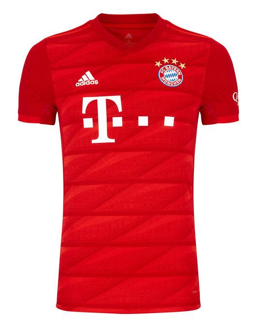 hot sale online 5931f c6b9d adidas Adult Bayern Munich 19/20 Home Jersey