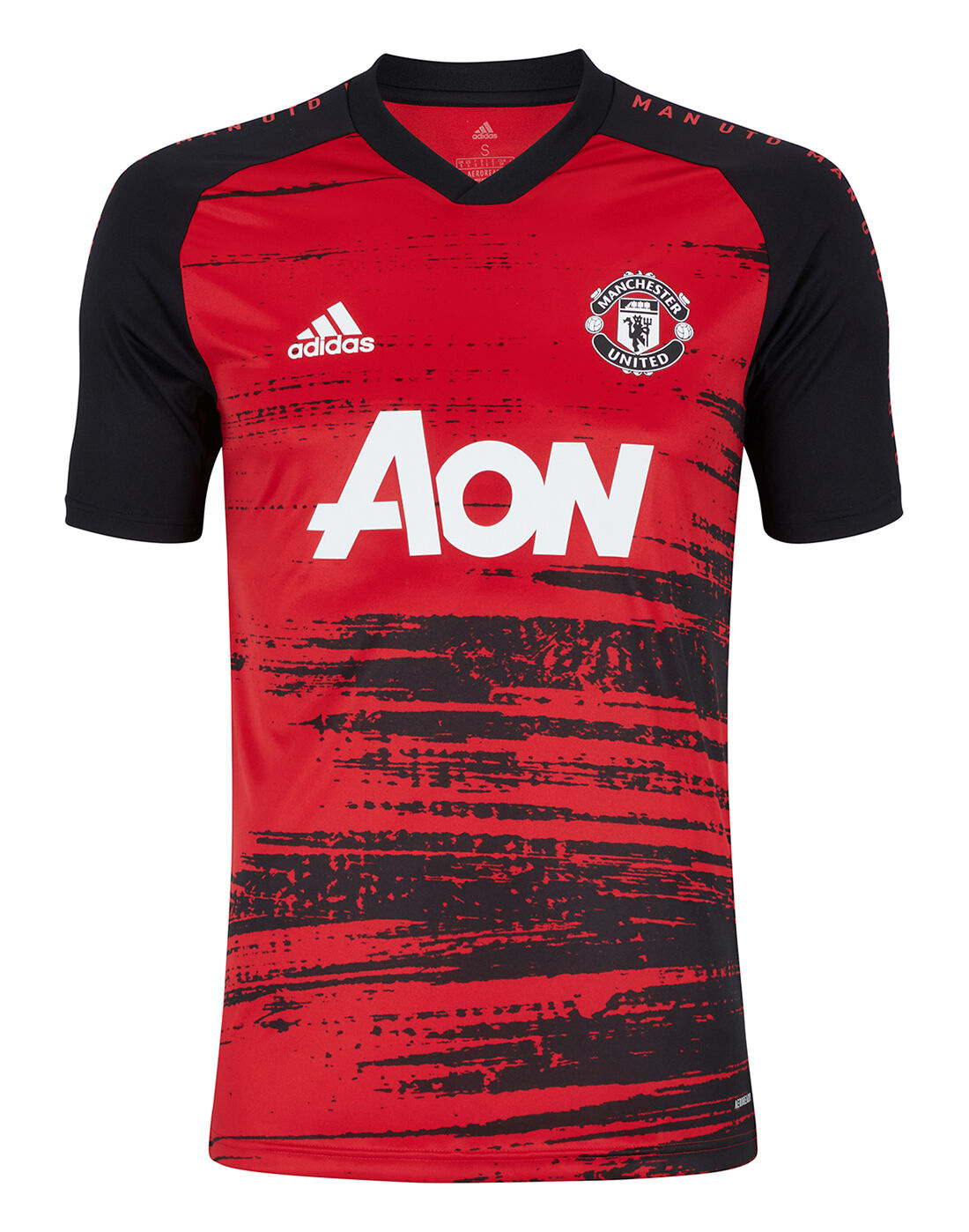 adidas Adult Man Utd 20/21 Pre-Match Jersey - Red | Life Style ...