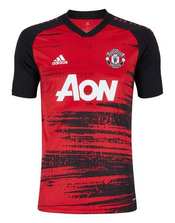 Man Utd Jersey Man United Kit 20 21 Life Style Sports
