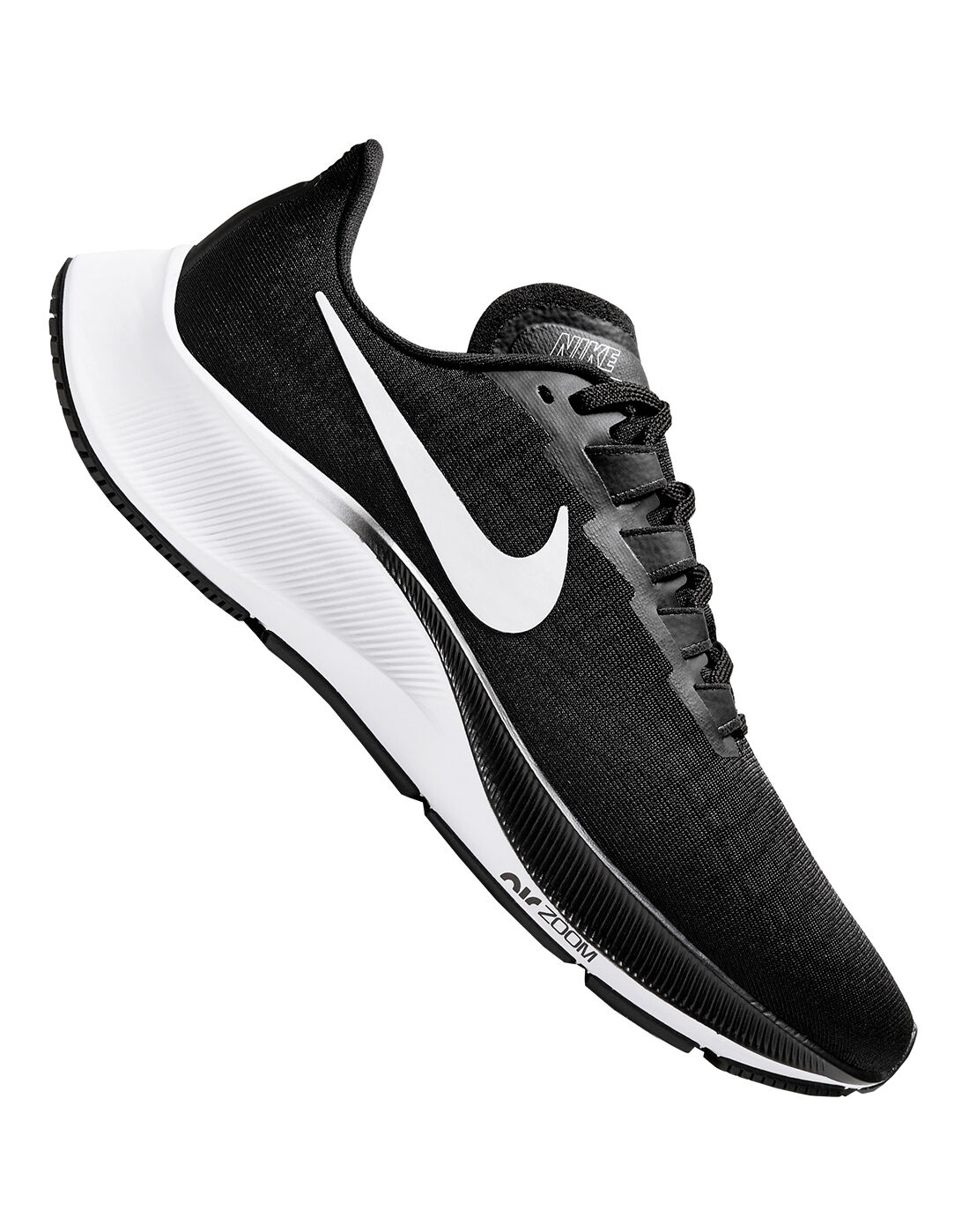 Nike Womens Air Zoom Pegasus 37 - Black | adidas holographic ...
