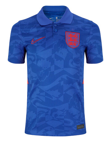 Kids England Euro 2020 Away Jersey