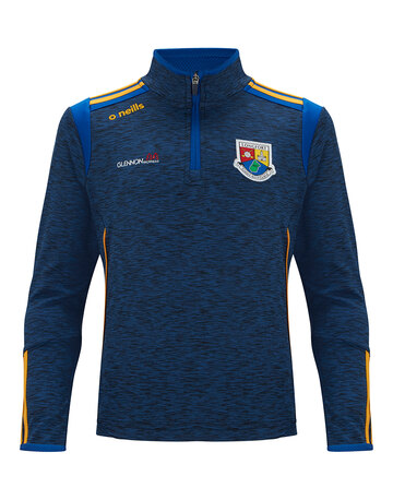 Kids Longford Solar Half Zip Top