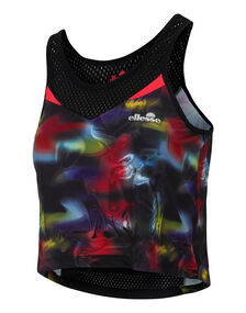 Womens Cropped Vest