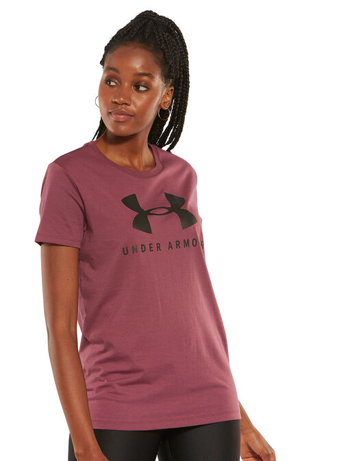 Womens Graphic Crew T-Shirt