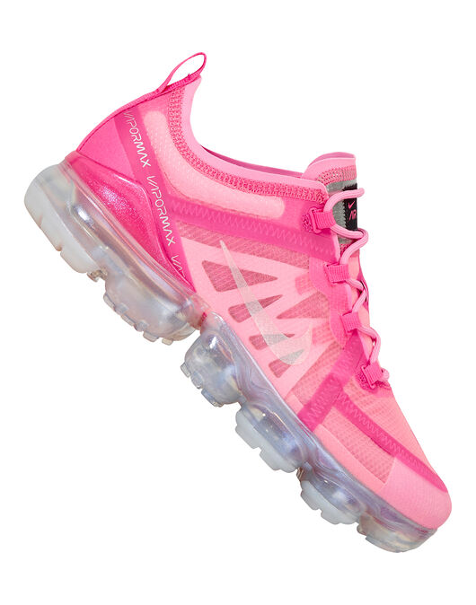 cd400e861700 Women s Pink Nike Air Vapormax 2019