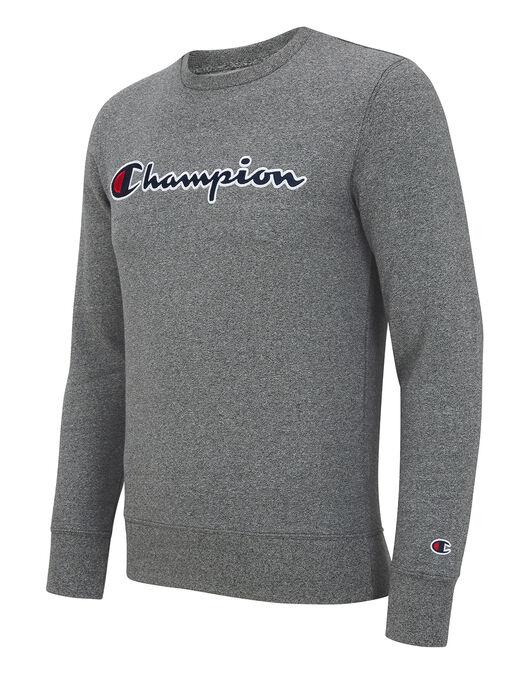 Mens Logo Crew Neck Sweatshirt