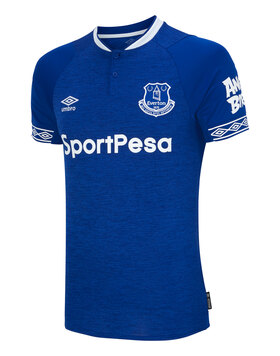 Adult Everton 18/19 Home Jersey