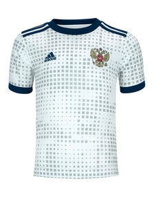 Kids Russia WC18 Away Jersey