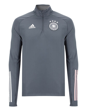 Adult Germany Euro 2020 Training Quarter Zip Top