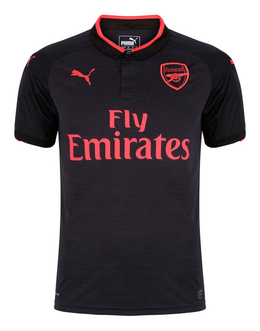 Adult Arsenal 2017/18 3rd SS Jersey