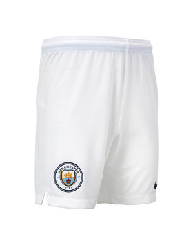 Kids Man City Home 18/19 Shorts