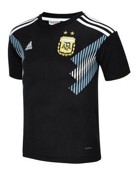Kids Argentina WC18 Away Jersey