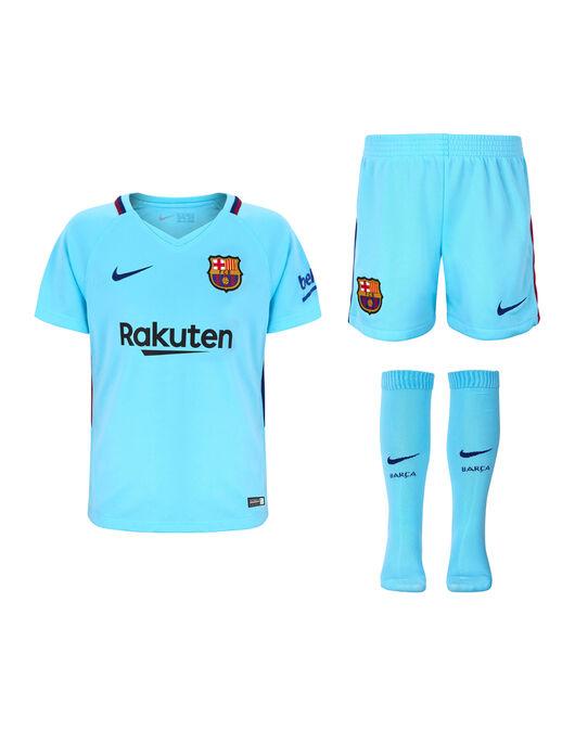 Kids Barcelona 17/18 Away Kit