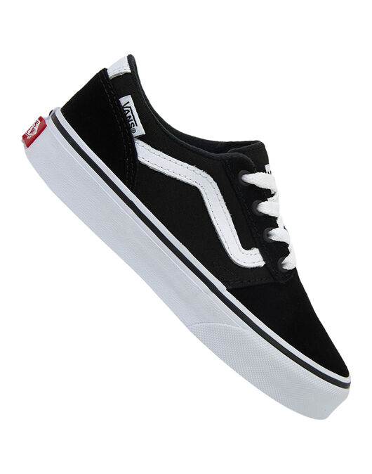 050e6f8958a Vans Older Kids Chapman Stripe