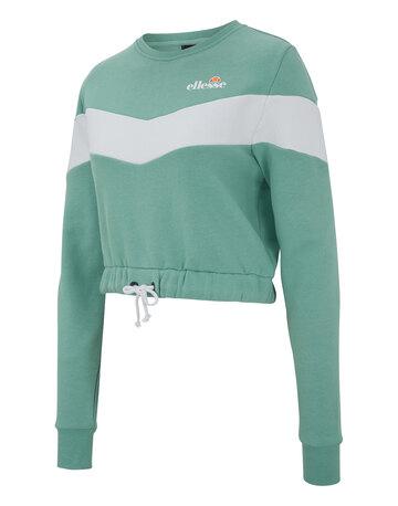 Womens Logo Crew Sweatshirt