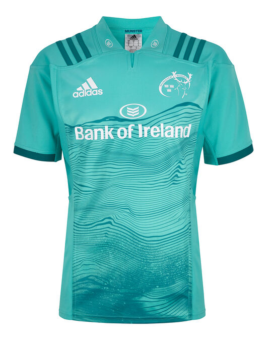 Munster 2018 Alternate Jersey front view
