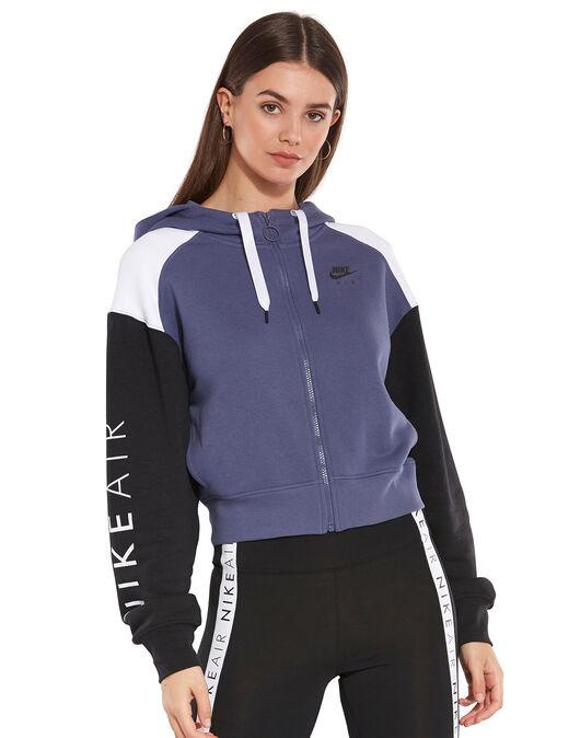 99614faaf011 Women's Purple Nike Air Hoodie | Life Style Sports
