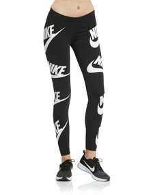 Womens Logo Print Legging